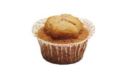 Apple-cinnamonmuffins 1pcs